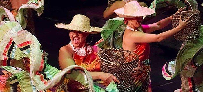 Vigesimoquinto Encuentro Nacional e Internacional de Danzas Folclóricas Mercedes Montaño - 15-4-1