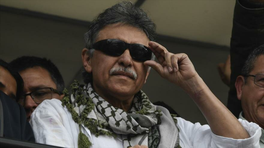 Interpol emite circular roja para la captura del exlíder de FARC - 23024381_xl