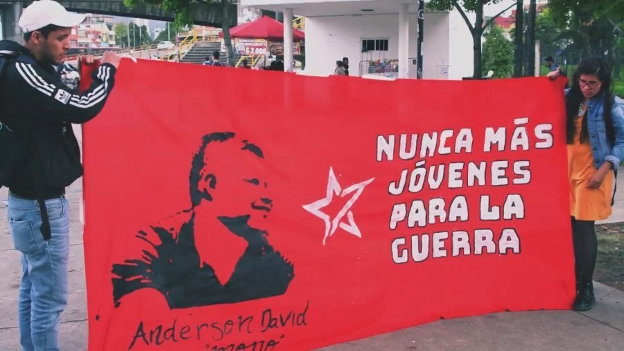 La sonrisa rebelde de las FARC - Anderson-Perez-FARC-asesinado