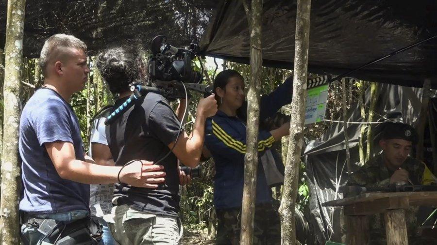 La sonrisa rebelde de las FARC - Asesinato-David-Marín-FARC