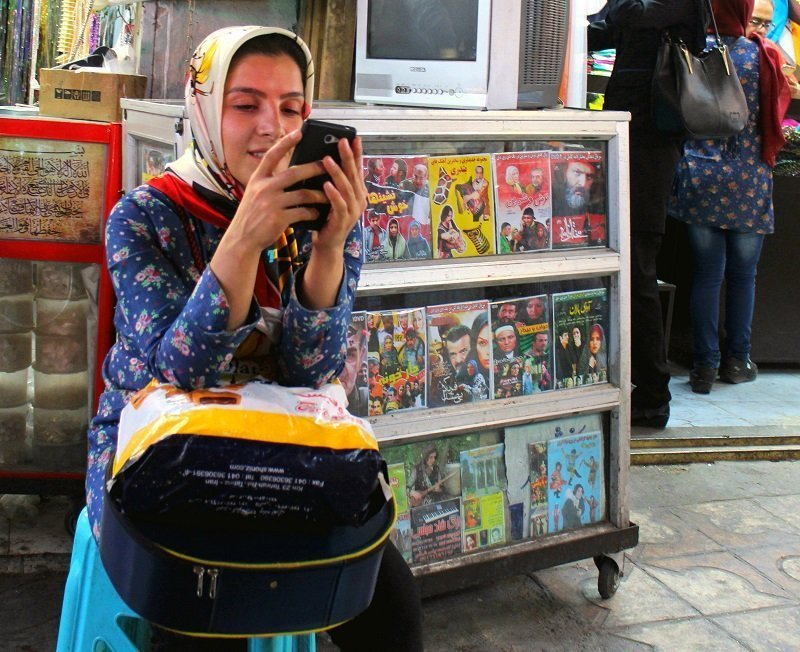Guerra cibernética y embargo para implosionar la República Islámica de Irán - Facebook-clandestino.Chiraz.-Foto-carlos-de-Urabá.
