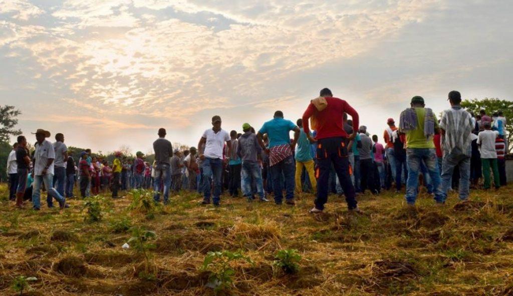 Comunicado: En el sur de Córdoba Han sido asesinados ocho líderes campesinos este año - campesinos-1024x591