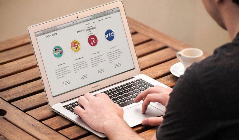 Cómo crear un sitio web desde cero