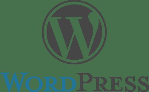 Cómo crear una página web desde cero - wordpress-logo