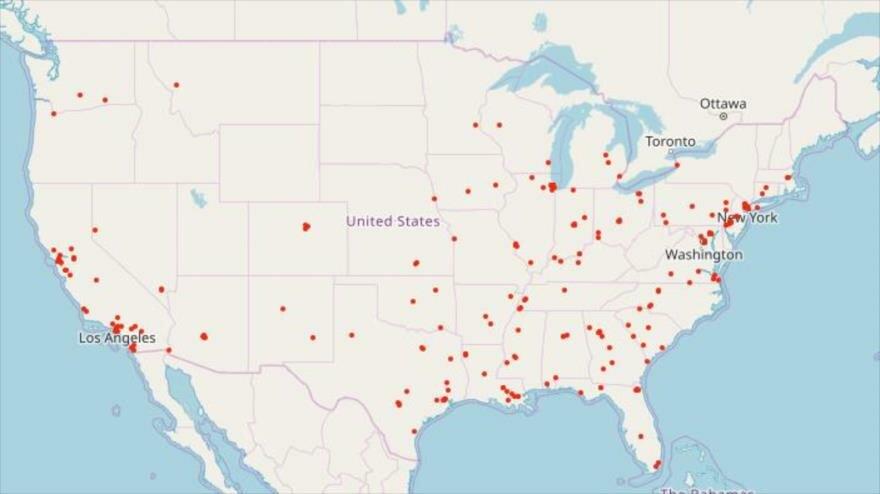 Al menos 253 tiroteos masivos en solo 216 días de 2019 en EEUU - 20321115_xl
