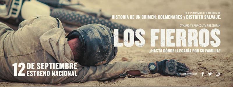 El patrón de LOS FIERROS Pablo González director   - 24-5