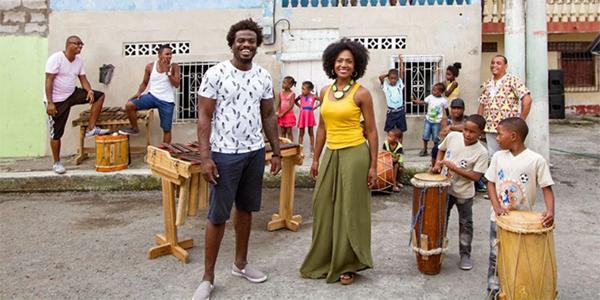 El Teatro Jorge Eliécer Gaitán será la embajada de la sabrosura afrocolombiana - 27-1