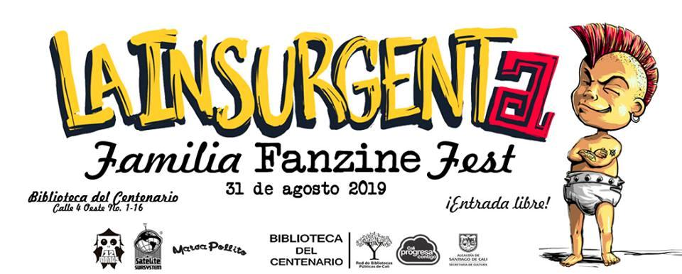 La Insurgenta Familia Fanzine Fest 2019. - 27-2