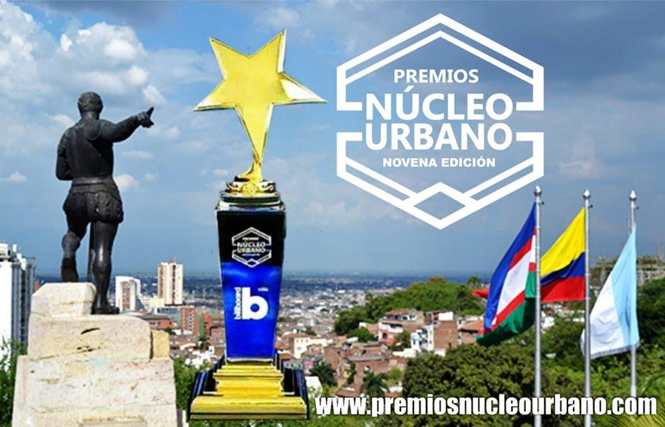 PREMIOS NÚCLEO URBANO  EDICIÓN No. 9 - 27-3