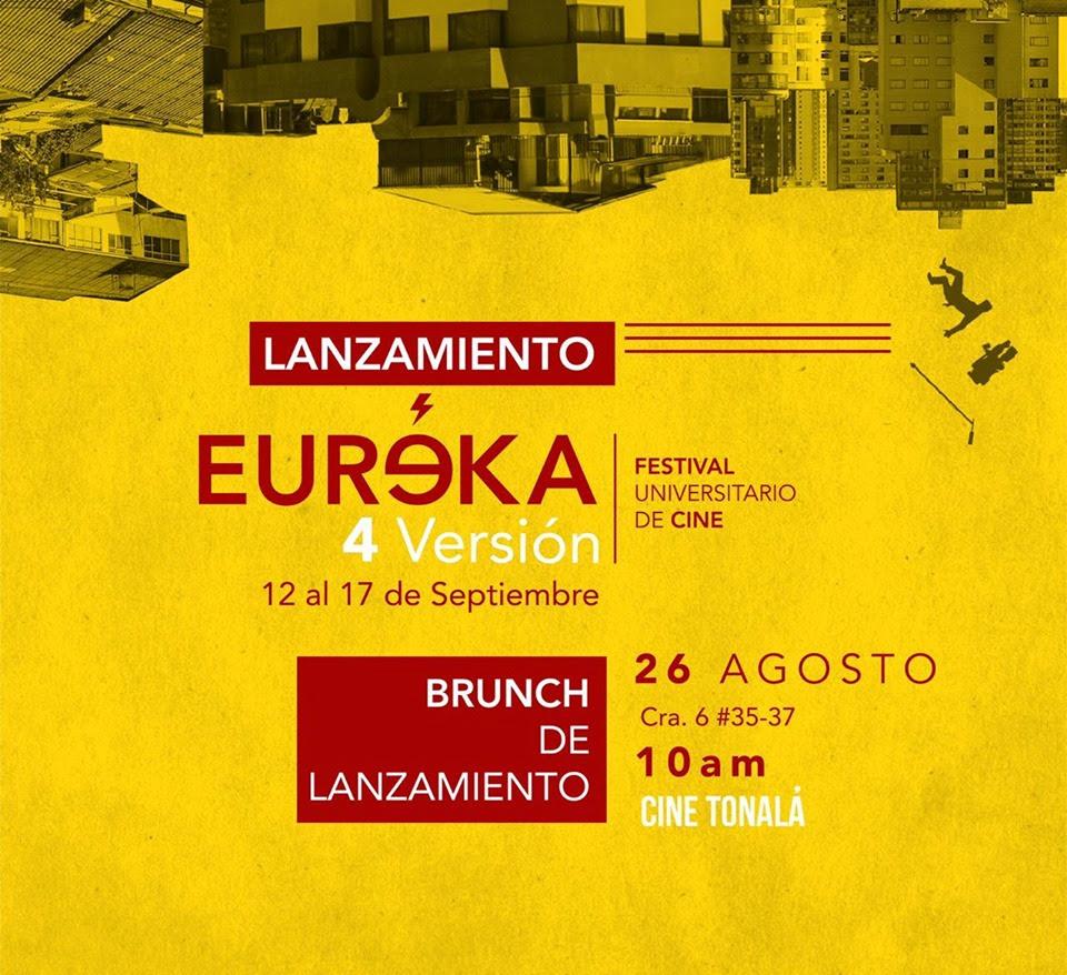 4° edición deEUREKA Festival Universitario de Cine! - 27-4