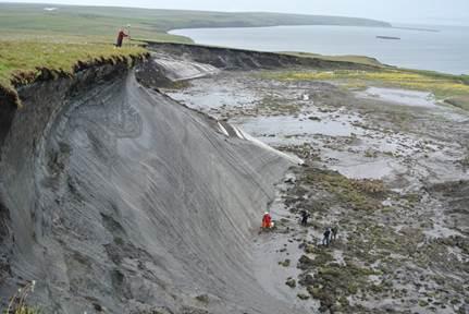 La pérdida de permafrost en el Ártico acelera el calentamiento global - th_1cce678baa2865fe866ba90e481edd63_isla-Herschel-Canada-CSIC-EFEverde