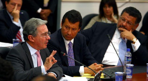 La defensa de Uribe debe respetar la Corte Suprema de Justicia - uribe-granados-lombana