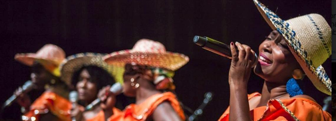 Canalón de Timbiquí celebrará su nominación al Grammy Latino, en su concierto en el Teatro Jorge Eliécer Gaitán - 27-1