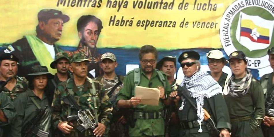 Sobre el reciente video de las FARC-EP - 5d6779b04e11f.r_1567198860223.221-158-1806-945