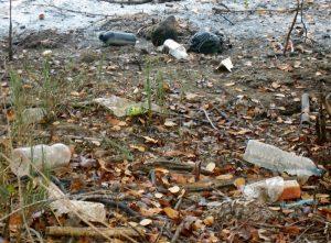 Contaminación en los cayos de Belice. Foto Carlos de Urabá. - Contaminación-en-los-cayos-de-Belice.-Foto-Carlos-de-Urabá.-300x221