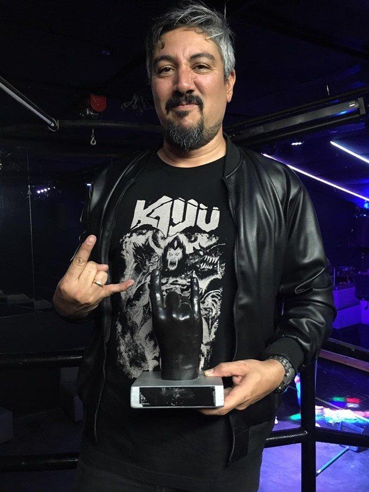 LA BANDA CALEÑA  KAIJÚ ES EL MONSTER DEL ROCK SUBTERRÁNICA COLOMBIA 2019 - kaiju-1