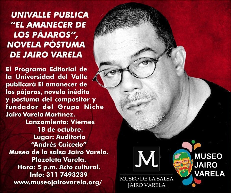 """EL AMANECER DE LOS PÁJAROS"" NOVELA PÓSTUMA DE JAIRO VARELA - unnamed-3"