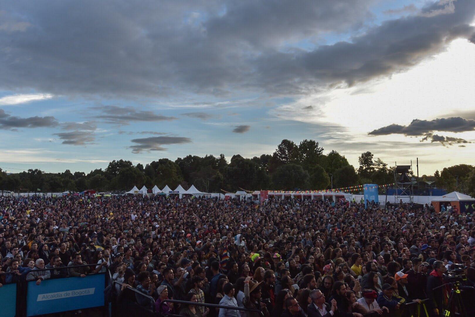 Más de 18 mil personas celebraron con Colombia al Parque - unnamed