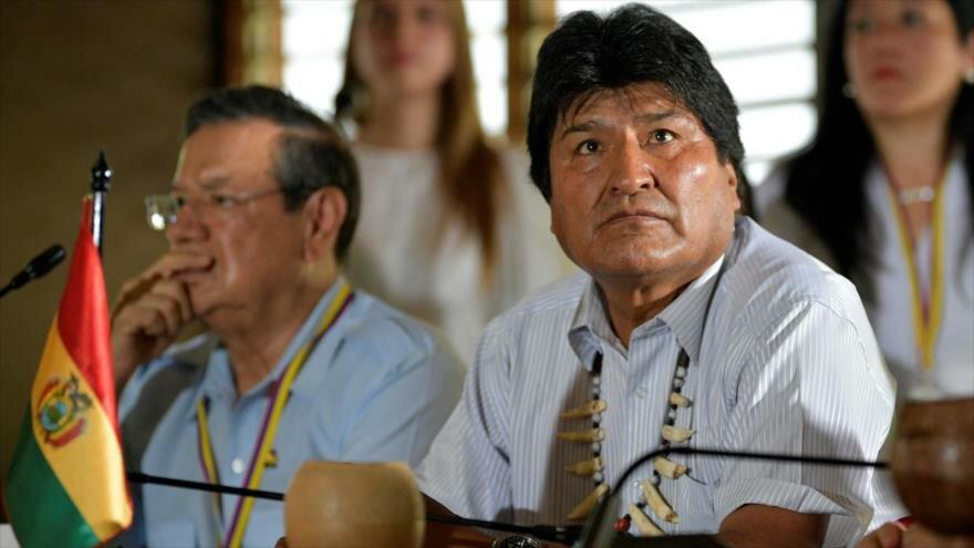 Evo Morales lidera la intención de voto en Bolivia - 06362529_xl