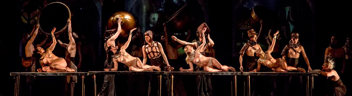 Con 192 artistas en escena, Carmina Burana se presentará en el Gaitán - 09-1