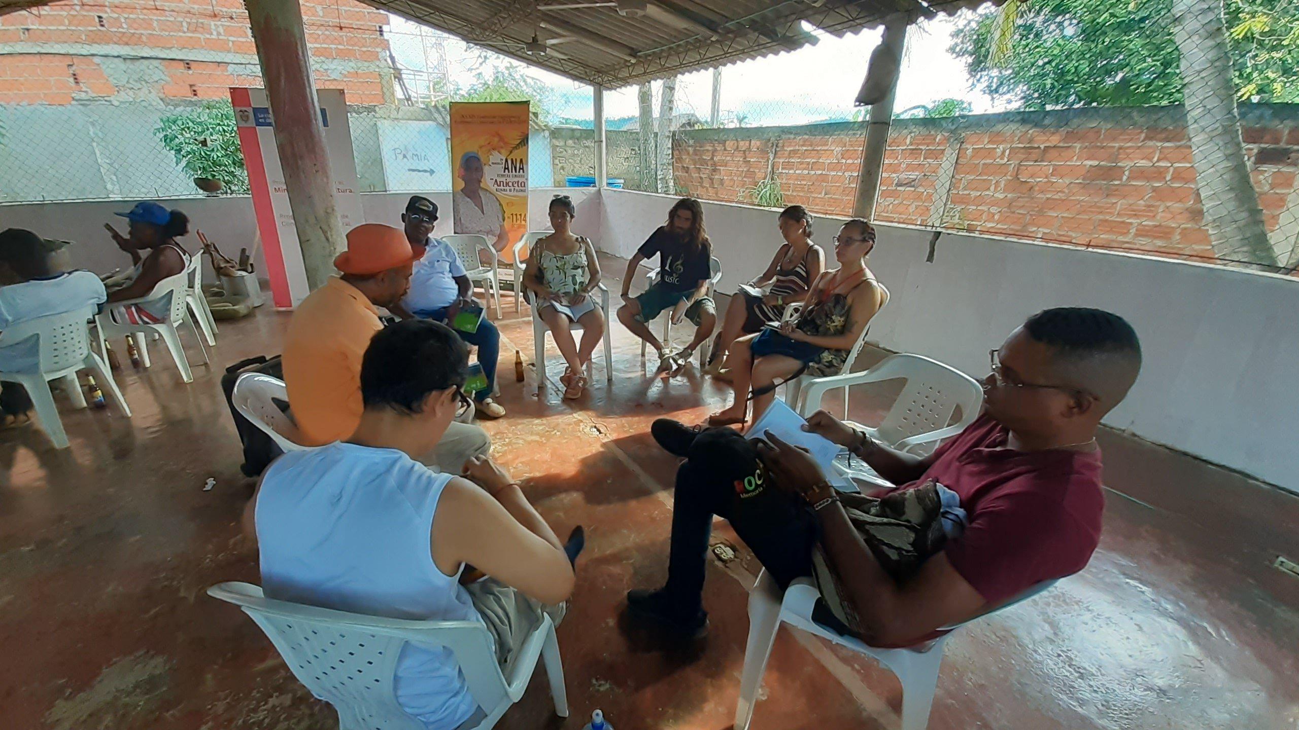 MA KOMBILESA RI PALENGE A MINIMO A MA TRÓPIKO LOS AMIGOS DE PALENQUE VIENEN AL TROPICO - 20191012_153303