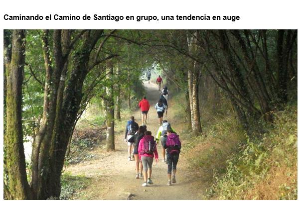 Caminando el Camino de Santiago en grupo, una tendencia en auge - Sin-título-1