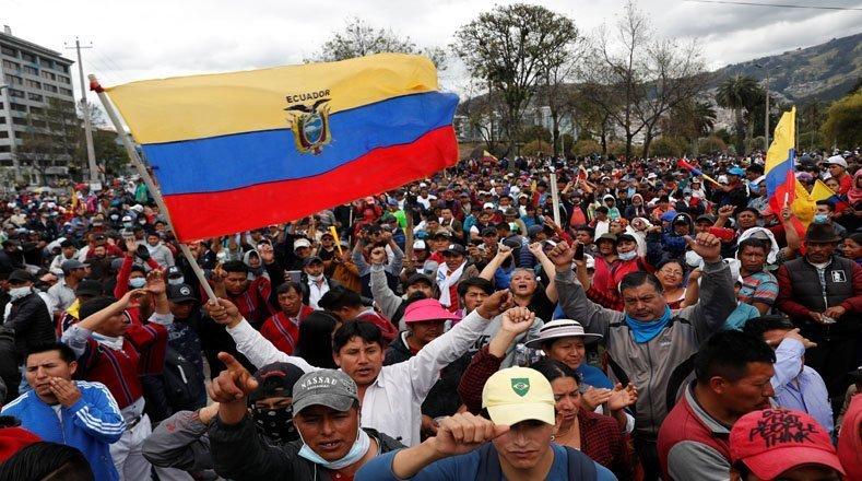 Ecuador: Una larga jornada sin perdedores ni ganadores - ecuador_protestas_paquetazo_econxmico_lenin_moreno_reuters