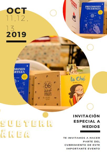 Feria de Gráfica y publicaciones independientes de Cali SUBTERRÁNEA - image