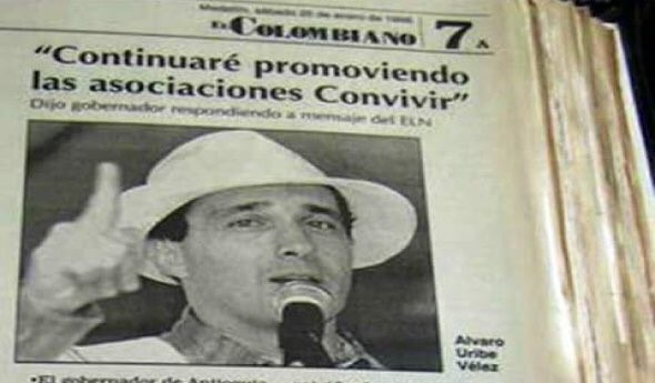 Uribe enjuiciado por soborno y fraude procesal, aunque no por sus matanzas - indice