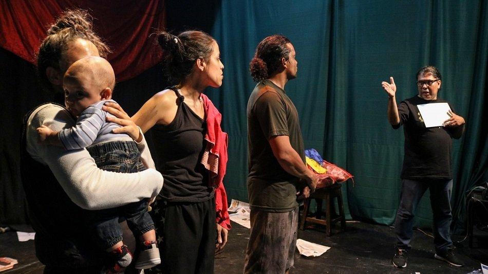 Hacer teatro en Colombia es para Quijotes y faquires - teatro-vive