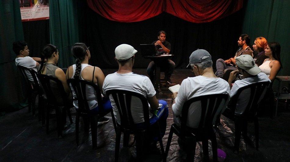 Hacer teatro en Colombia es para Quijotes y faquires - teatrovive-3