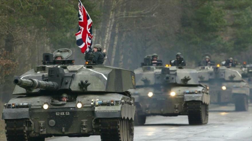 Informe: El poderío militar de Rusia supera al del Reino Unido - 07282466_xl