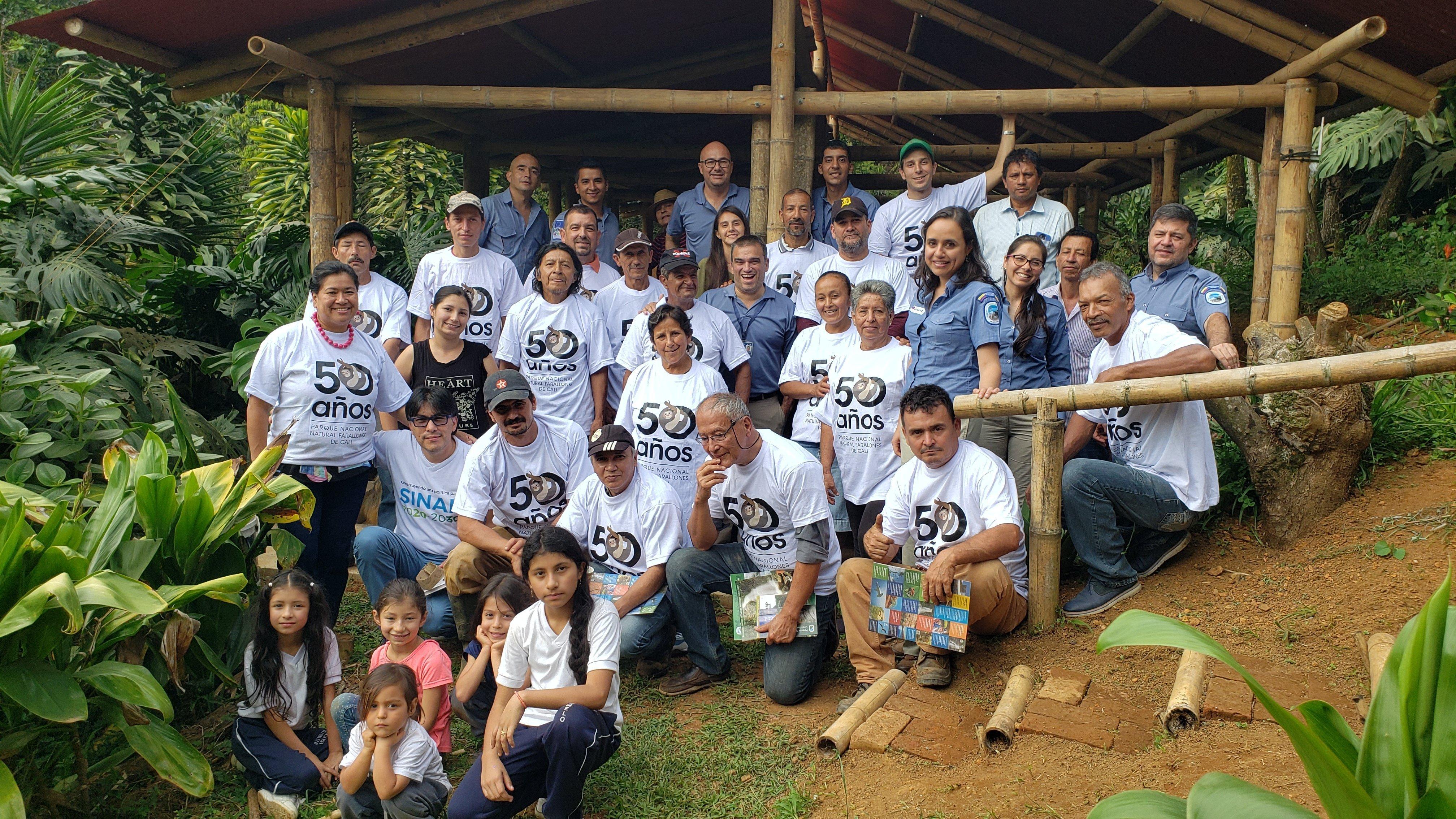 Campesinos firman 21 acuerdos de restauración ecológica para la conservación del Parque Nacional Natural Farallones de Cali - 21-Acuerdo-Farallones-Octubre