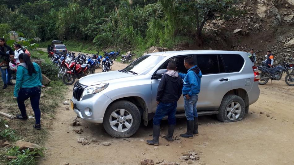 Repunte de la violencia en el departamento del Cauca - 5db9980ab6edf