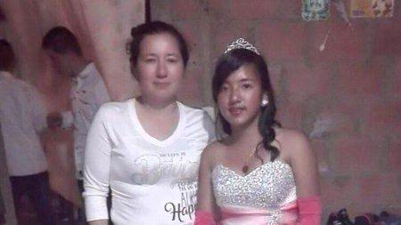 Diana Medina Garzón estaba de vacaciones en una vereda cercana a su casa, en la finca de su hermana, cuando la secuestraron. Foto: El Tiempo