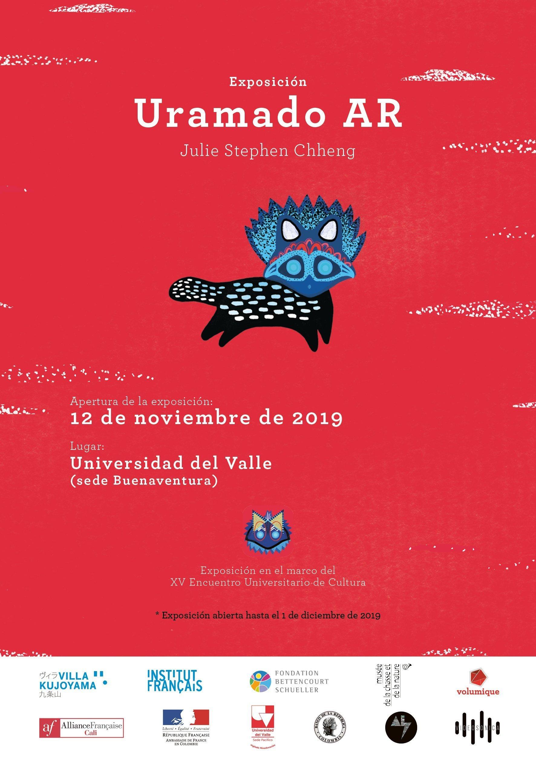VIDEOSONICA: Encuentro Internacional de Artes Electrónicas → Mapa & Territorio - Uramado-flyer000