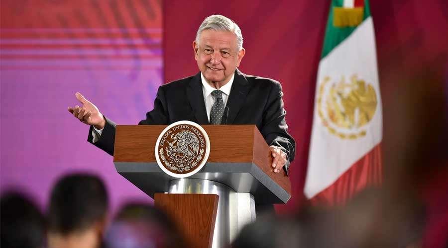 México no admite intervencionismo estadounidense en el T-MEC - AMLO-Andres-Manuel-Lopez-Obrador-lopezobrador.org_.mx-061219