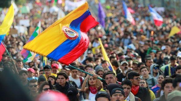 Opinión Colombia, un nuevo país latinoamericano en Paro General: elementos para su mínima comprensión - colombia_protesta.jpg_1718483347