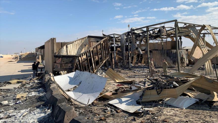 EEUU reconoce 11 soldados heridos en ataque con misiles de Irán - 05353988_xl