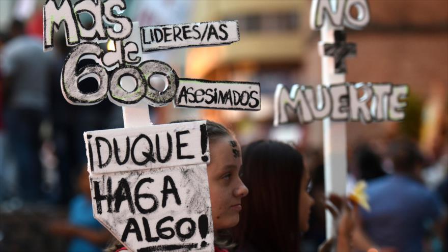 Asesinan a otro líder social en Colombia, y ya son 25 en este 2020 - 06365988_xl