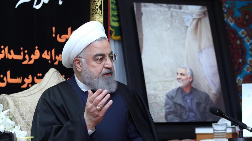 Irán: Cortaron mano de Soleimani, cortaremos sus pies de la región - 08313933_xl