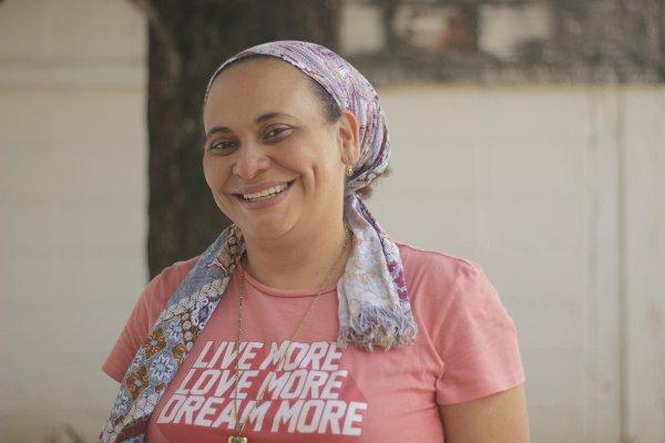 """Yuranis Cuellar: """"El feminismo campesino y popular plantea una lucha frente a este modelo patriarcal y capitalista"""" - 3.yusneris_en_barrancabermeja___marta_saiz"""