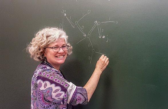 Kristin Lauter, matemática. / SINC