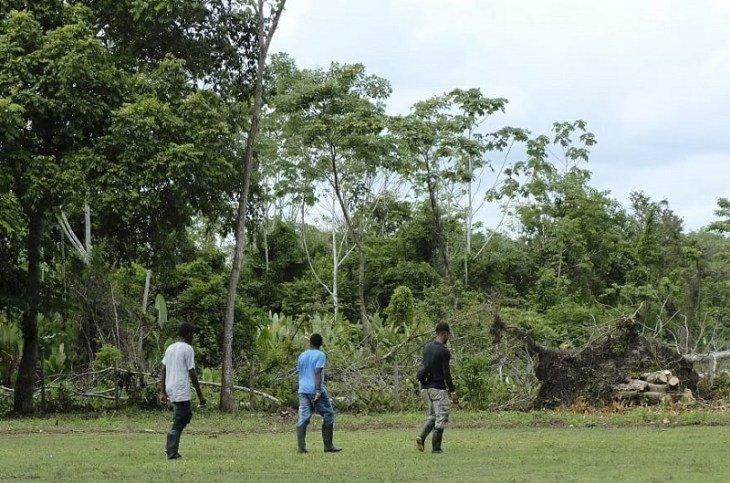 Temor a retaliaciones de paramilitares de las AGC obligados a salir de Zona Humanitaria Nueva Vida - Puntos-AGC