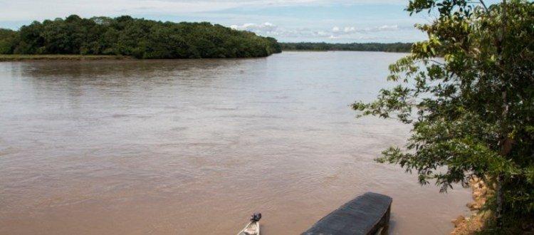Funcionarios de Amerisur presionan a víctimas de sus operaciones - Rio-Putumayo-desde-Bajo-Cuembi