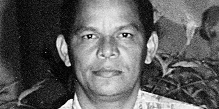 Jorge Adolfo Freytter Romero, profesor de la Universidad del Atlántico torturado y asesinado en 2001. Foto: Archivo EL TIEMPO