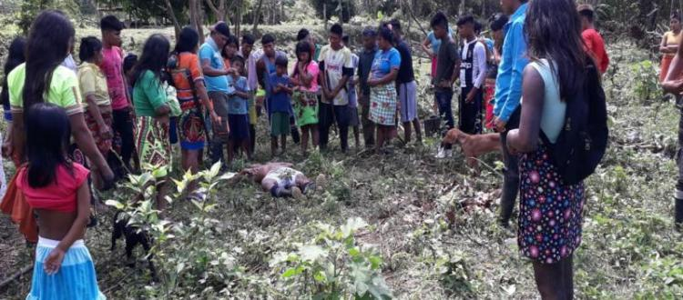 ELN asesinó al líder indígena Otoniel Cuñapa Domingó - IMG-20200211-WA0004