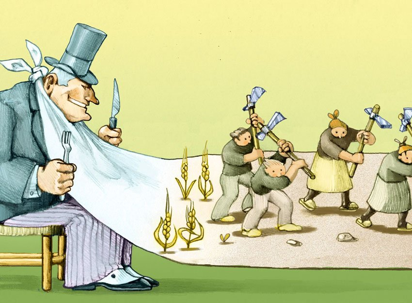 El capitalismo es una mafia peligrosa disfrazada de legal - capitalismo