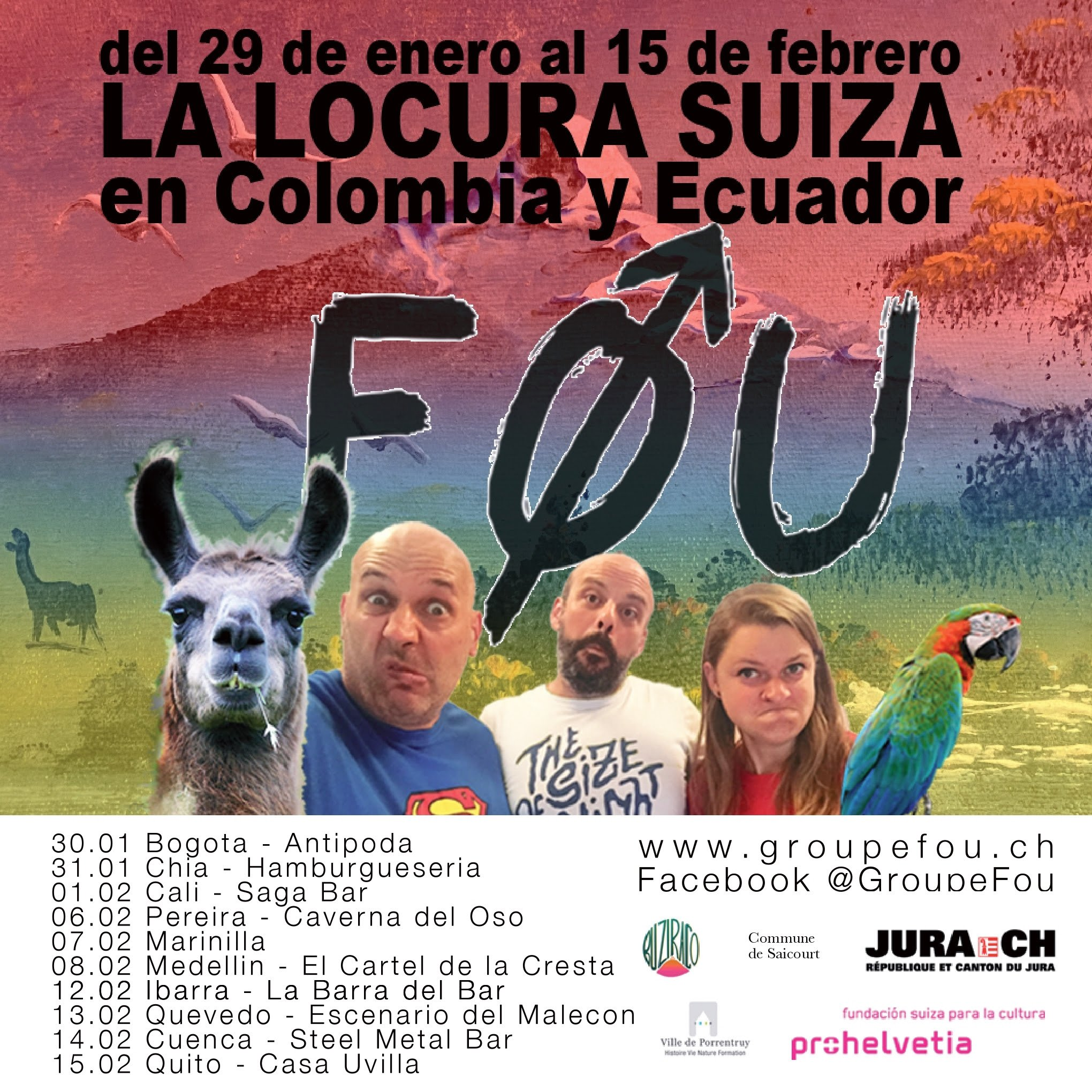 La locura suiza aterriza en Colombia por segunda vez - unnamed-3