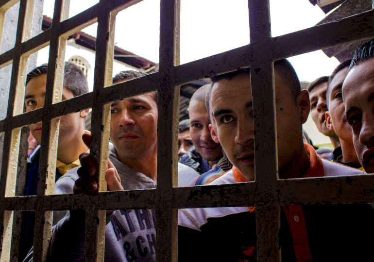 Casos de salud sospechosos de COVID-19 en cárceles, sin acción oportuna del Estado - 17-mar-presoso-colombia